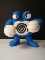 Poliwrath by plutoniumcaterpillar
