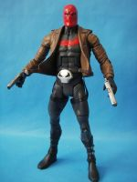 Custom DC Universe Red Hood by cusT0M
