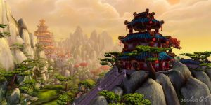 [World of Warcraft] Pandaria - The First Step by SirLeo09