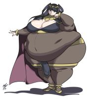 Commission - Tharja by Grim-Kun