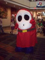 Shy Guy by bluewolf319