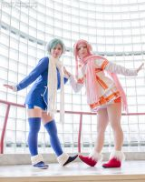 Eureka and Anemone by DISC-Photography
