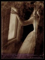 Ghosts at the Window by stitchpuller