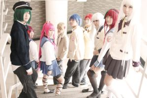Angel Beats - Stairway by midoriP