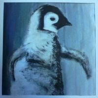 penguin. by michelle1337