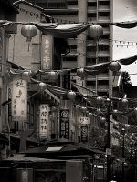 blackNwhite - forgotten city 1 by shin-ex