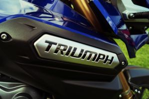 Triumph Badge by Taking-St0ck