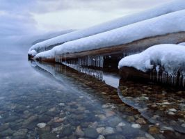 icicle reflexions by infinityloop