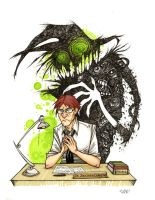 God of Fear by GabbyVee