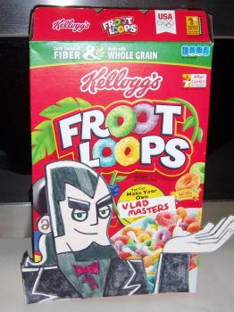 Vlad Masters is a Froot Loop. by s0alaina