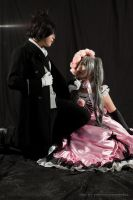 Black Butler - My lady by kaworu0926