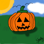 Jack-o-lantern by InarianWolf