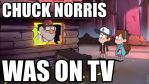 Chuck Norris by torchicgal