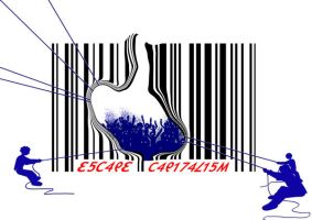 escape capitalism by kal0r