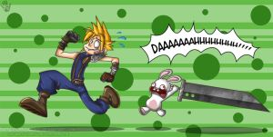 Cloud Strife's Worst Enemy by BechnoKid