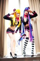 Mile High Club - Panty and Stocking by Mostflogged