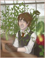 Day 16 - Neville by Loony-Lucy