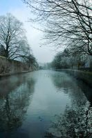 Chilled Moat by EarthHart