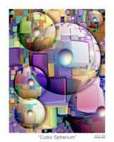 Cubic Spherium by eccoarts