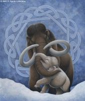 Mammoths For Hastings by kyoht