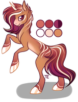 Pony Auction 3 {closed} by fuzzytoes
