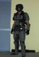 ODST Suit So Far by EROCKERTORRES