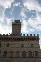 Montepulciano clock by Dodephine