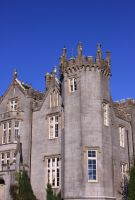 Kinnitty Castle by Nosferatus-Lair