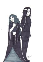 Gwynneth and Severus by TheLastUnicorn1985