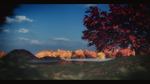 The Other Side of Autumn Park by ThreeViews