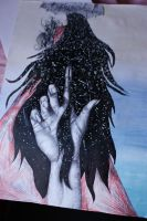 Let your stars bleed into me by Xanthiya