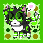 Chibi Leaf by theanimemaster2