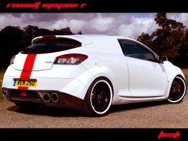 Renault Megane R by Ticsti