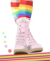 I love shoes by grannygeek