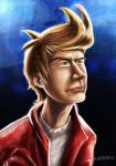 Fry - Futurama by RV5T3M