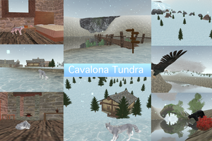 CavalonaTundra - FH Public map by CandyCone