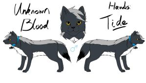 Unknown Blood - Tide Reference by fluffylovey