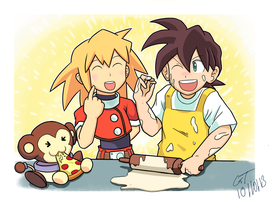 Making Pizza! by PencilTips
