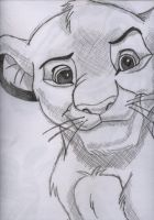 Simba - young by alice-castiel