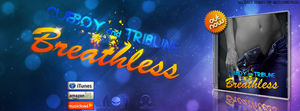 Cueboy and Tribune - Breathless - Timeline Cover by Djblackpearl