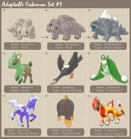 Adoptable fakemon 1 by princess-phoenix