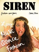 Siren Front page by heely