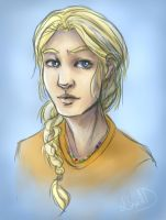 PJatO - Annabeth Chase by AlbinoNial