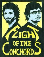 Flight of the Conchords by stompe