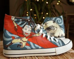 The Last Airbender Chuckz by Bobsmade