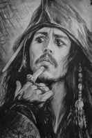 Captain Jack Sparrow: no, there is one... by MarinaCardoso