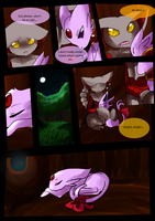 Evolvers - page 23 by StarLynxWish