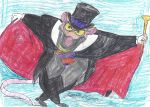 The Great mouse Detective: Ratigan by brookellyn
