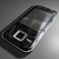 Nokia N81 Cinema 4D by JValle