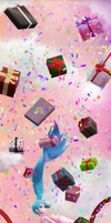 We will shower you with gifts... by xDreamShardsx